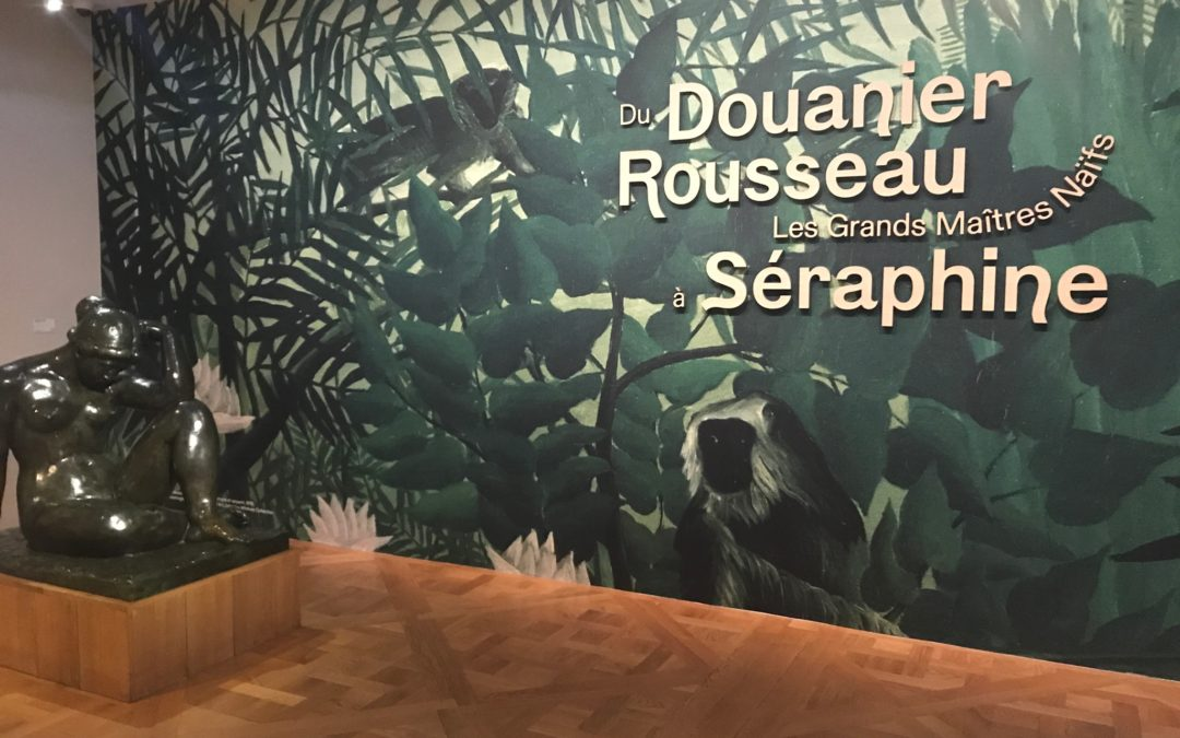 L'exposition de la semaine – Du douanier Rousseau à Séraphine