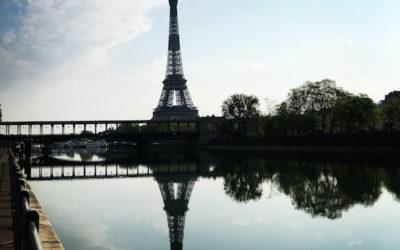Lockdown in Paris
