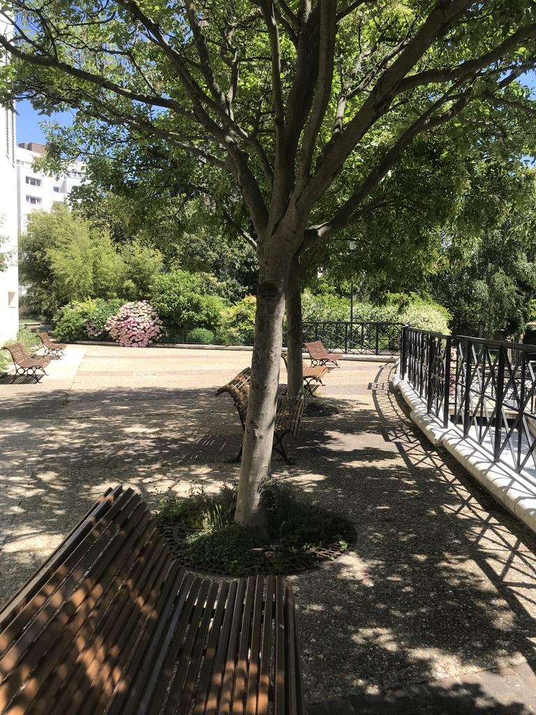 Square Henri Collet Paris 16